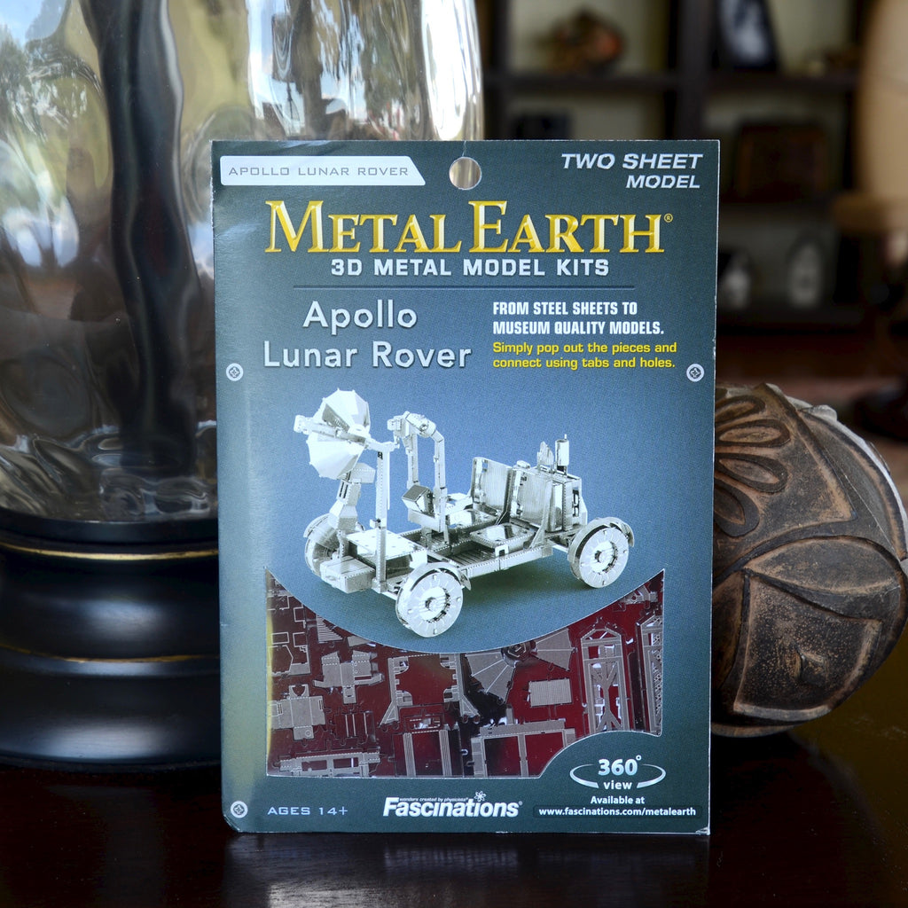 Model Kit Apollo Lunar Rover