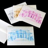 National Archives Building Note Card Set