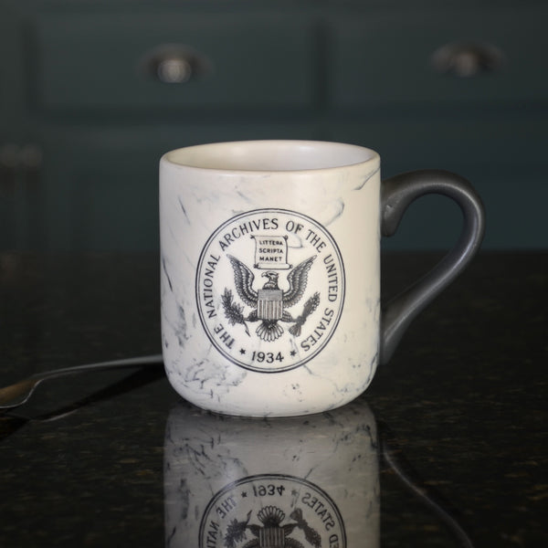 National Archives Seal Mug