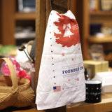 U.S.A. Tea Towel