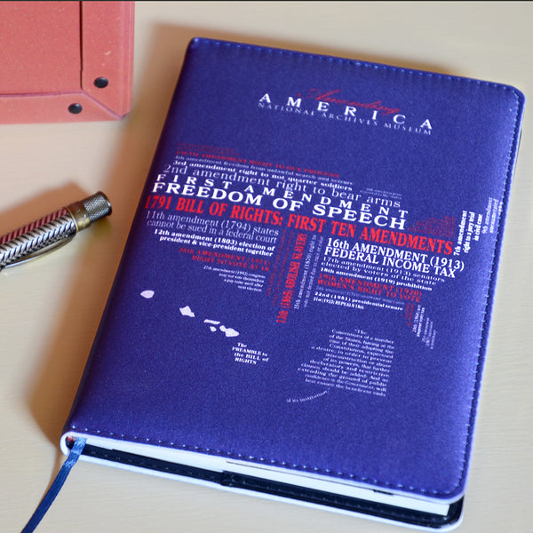 Amending America Word Cloud Journal