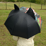 3D Pirate Kids Umbrella