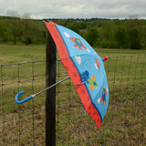 Airplane Kids Umbrella