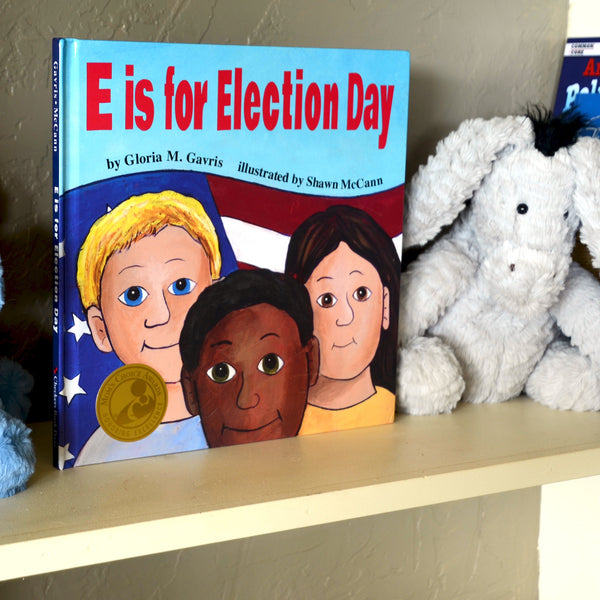 E is for Election Day Book