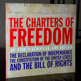 Signed Copy: The Charters of Freedom
