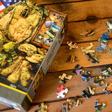 Army Strength 1,000 Piece Puzzle