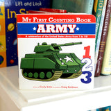 My First Counting Book: Army