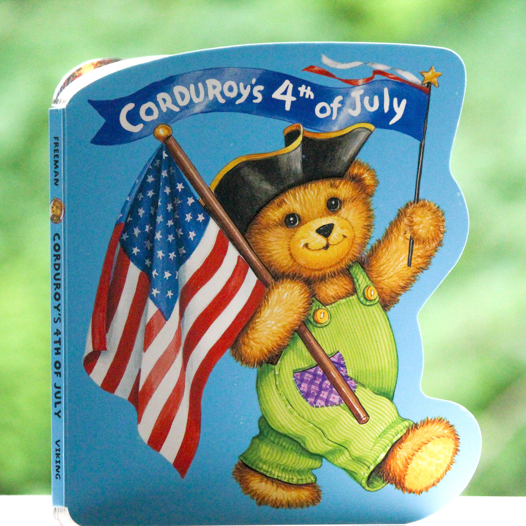 Corduroy's Fourth of July Book