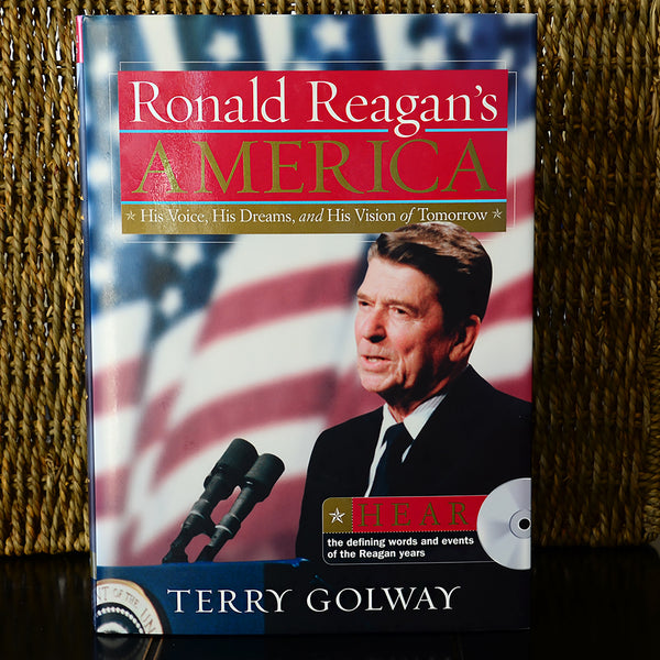 Ronald Reagan's America Book