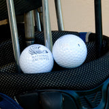 3 Pack Golf Balls with Archives Logo