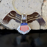 Bald Eagle Ornament