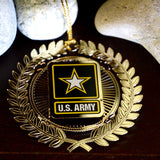 U.S. Army Logo Ornament