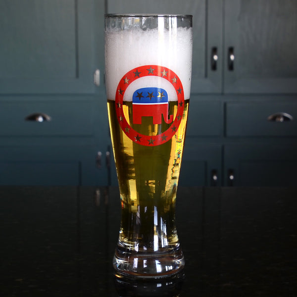 Republican Pilsner Glass