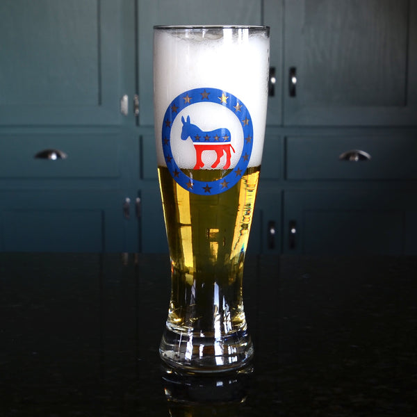 Democrat Pilsner Glass