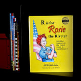 R is for Rosie the Riveter: Working Women on the Home Front in World War II