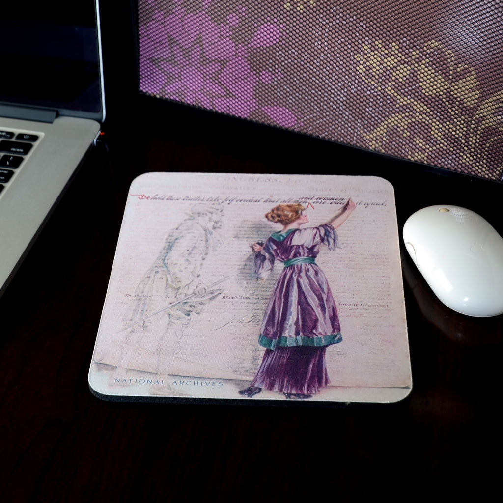 All Equal Mousepad