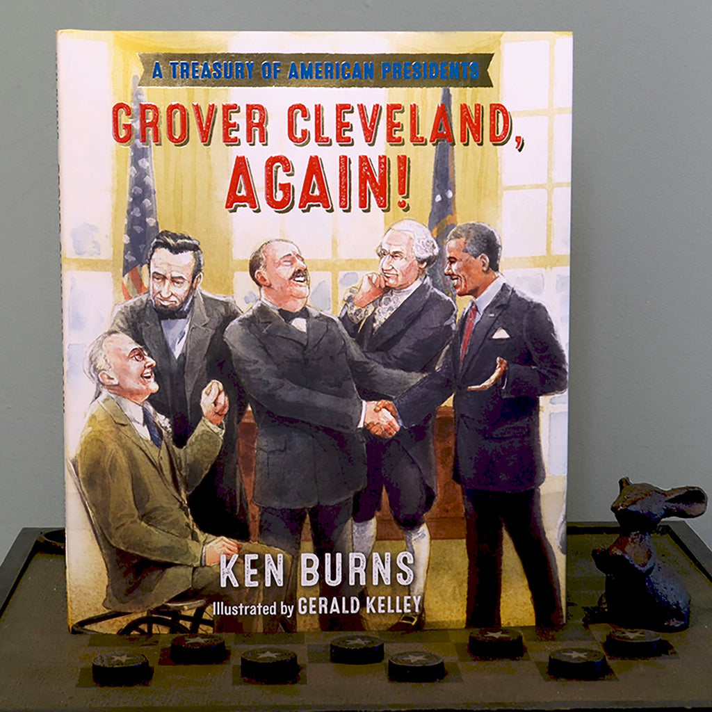 Signed Copy: Grover Cleveland, Again!