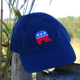 Navy Hat Republican