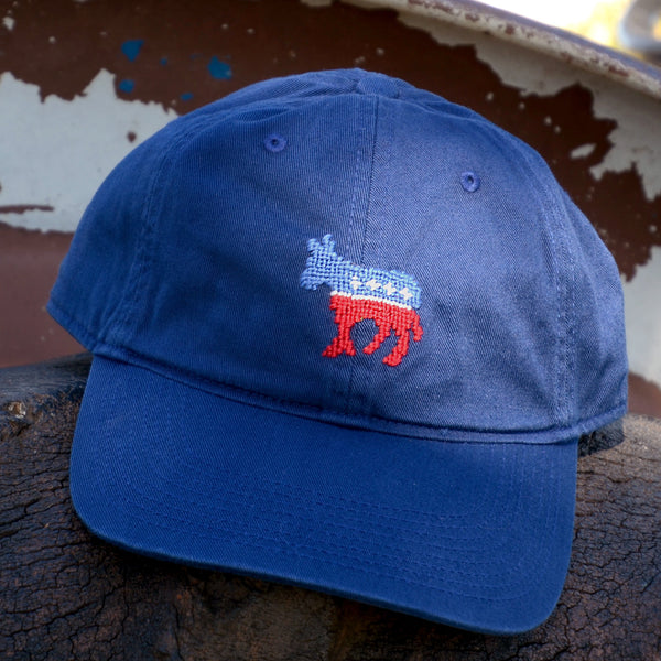 Navy Hat Democrat