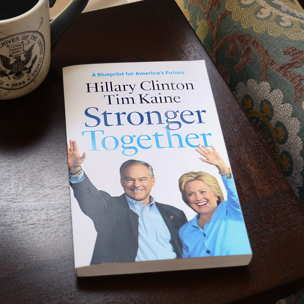 Stronger Together: A Blueprint For America's Future