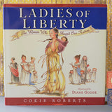 Signed Copy: Ladies of Liberty Kids Edition