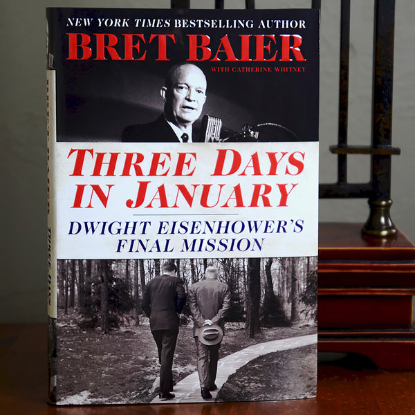 Signed Copy: Three Days in January