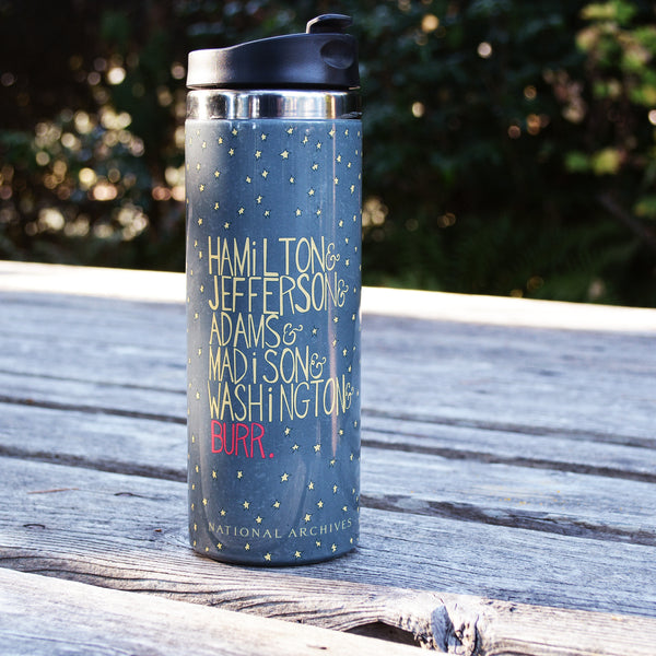 Hamilton Burr Travel Mug