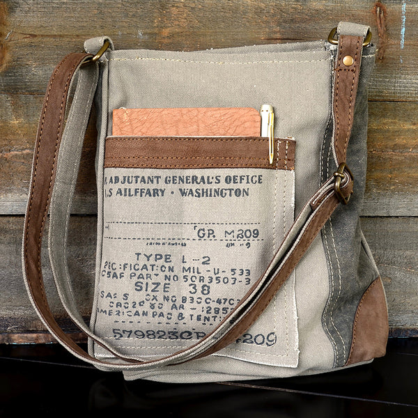 Identified Crossbody Bag
