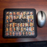 All the Presidents Puzzle Mousepad