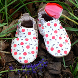 Cherry Blossom Baby Shoes: Cherry Pie