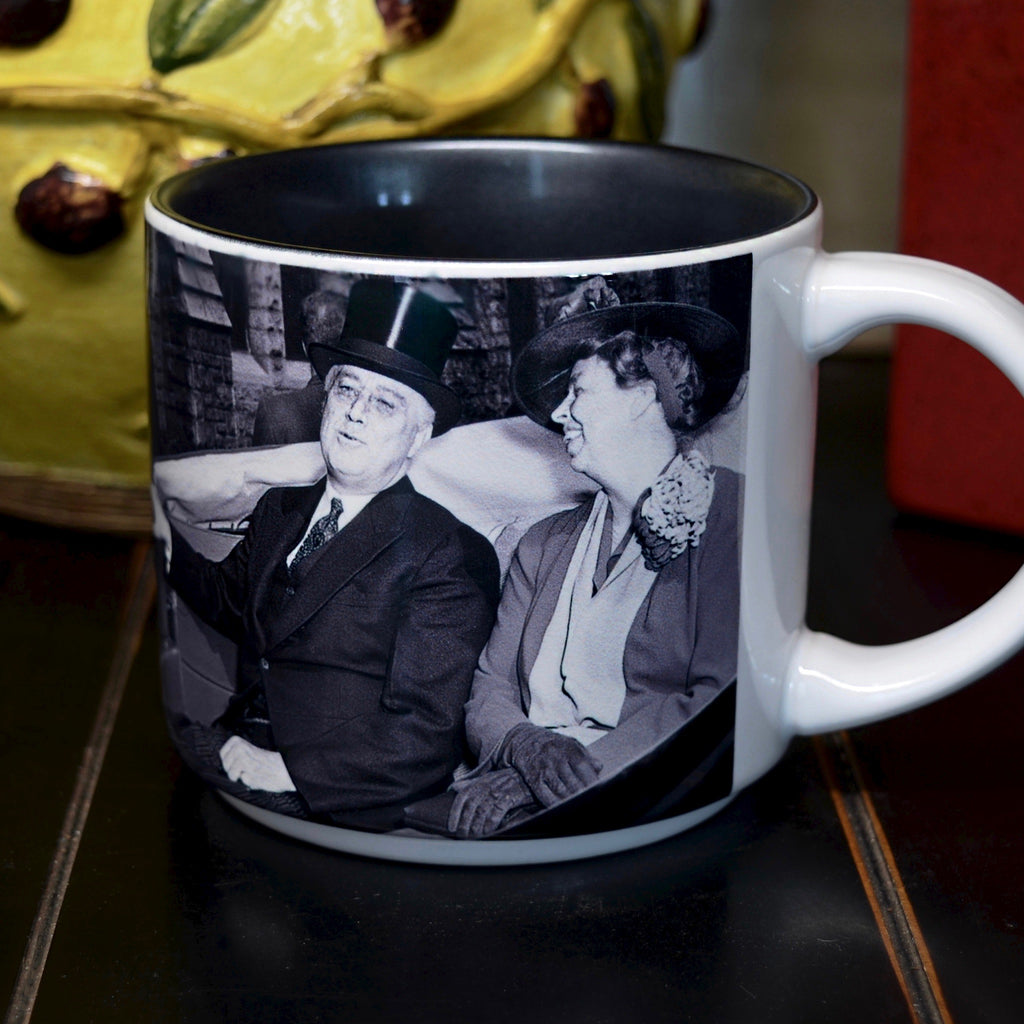 Presidential Couple Mug: F.D.R.