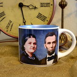 Presidential Couple Mug: Lincoln