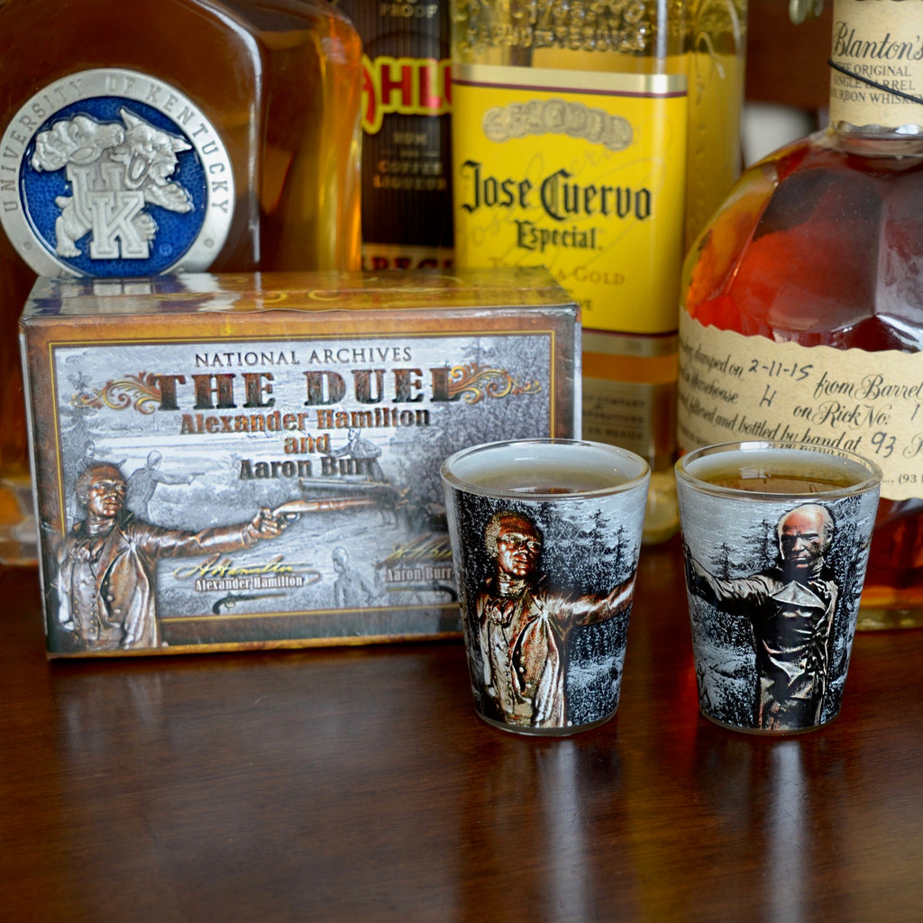 The Duel Shot Glass Set