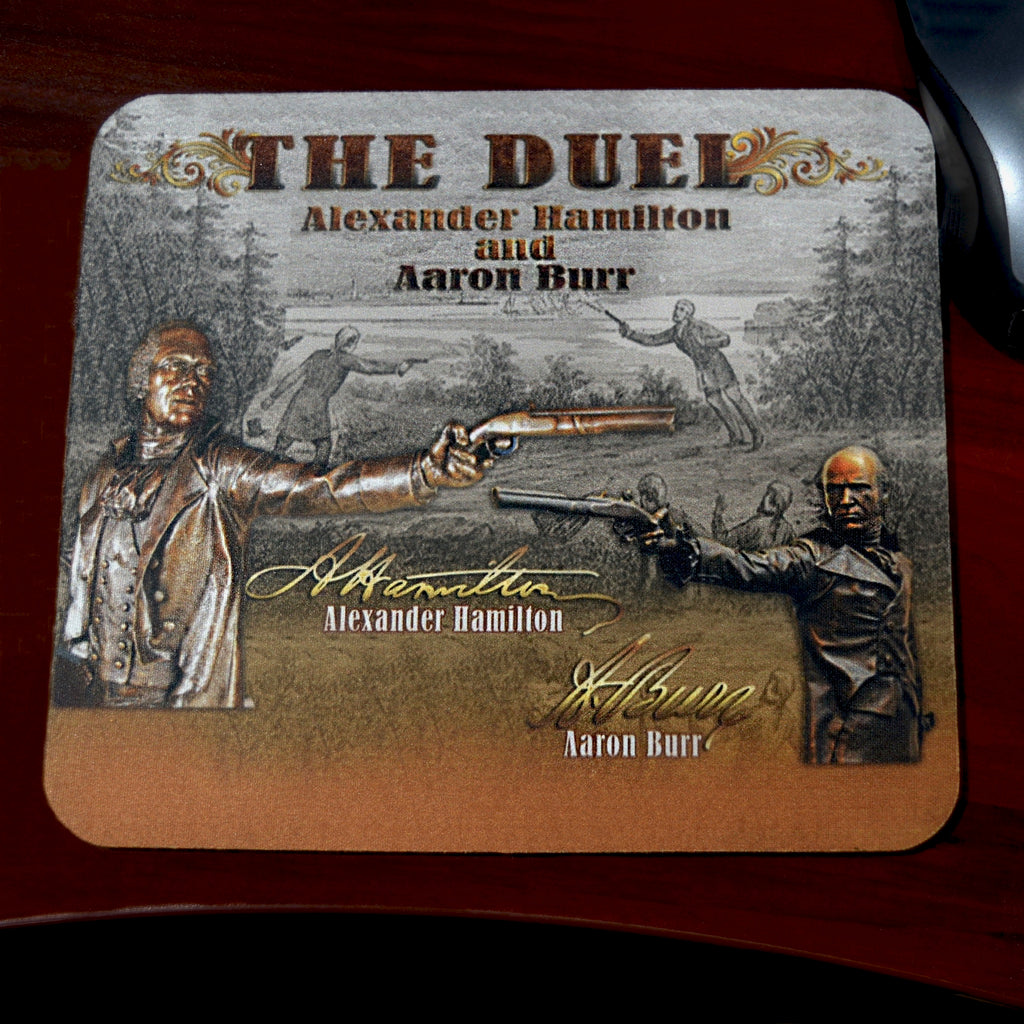 The Duel Mousepad