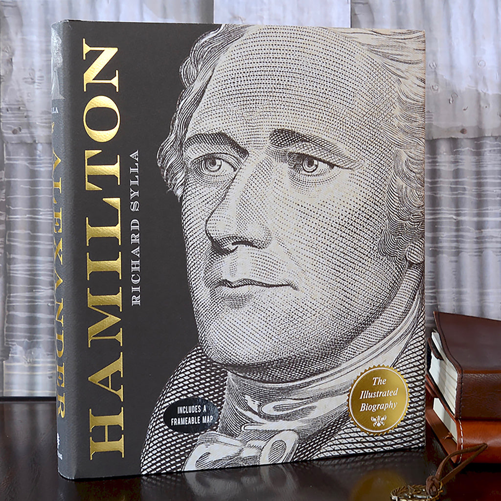 Hamilton: The Illustrated Biography