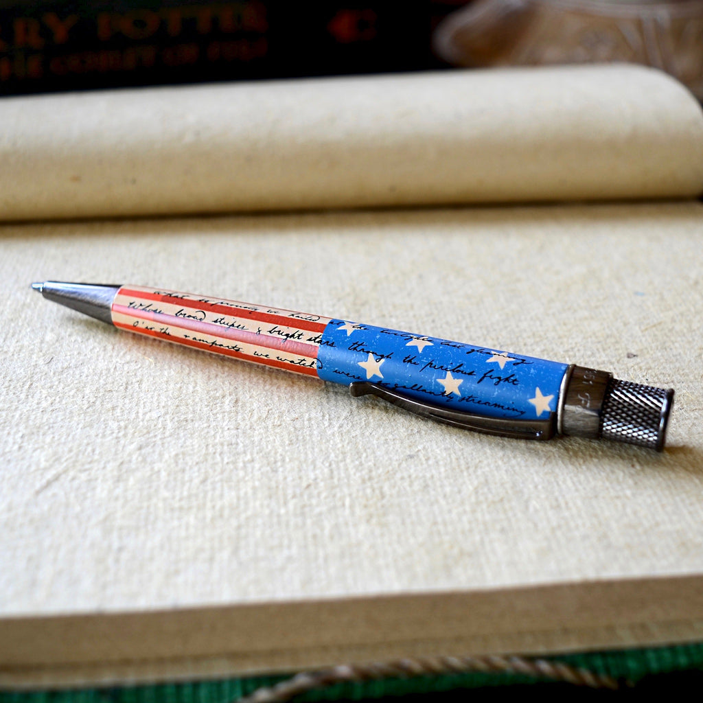 Star Spangled Pen