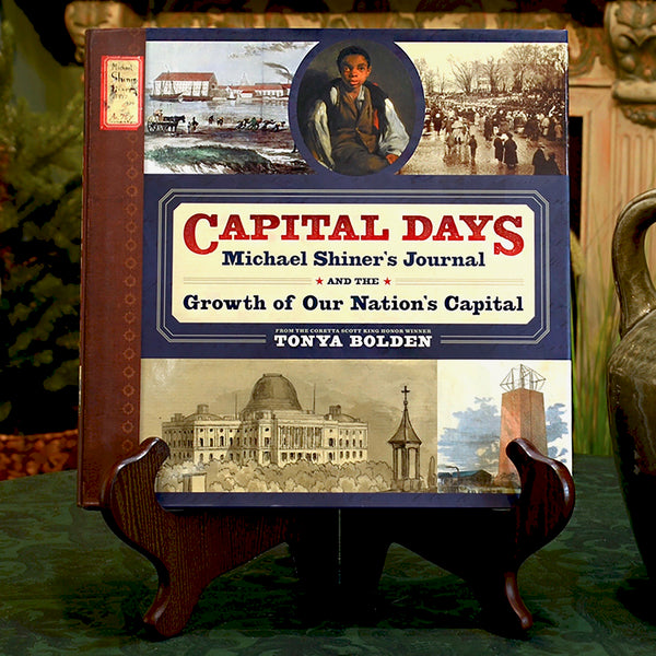 Signed Copy: Capital Days: Michael Shiner's Journal