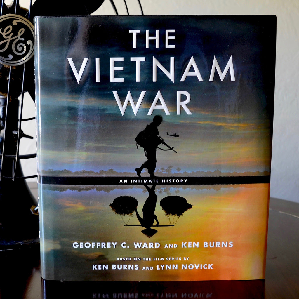 Signed Copy: The Vietnam War: An Intimate History