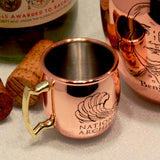 Franklin Copper Mule Shot