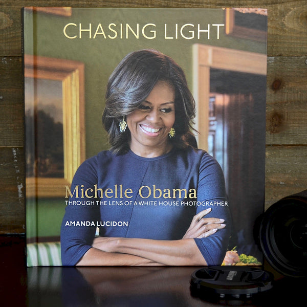 Chasing Light: Michelle Obama Through the Lens