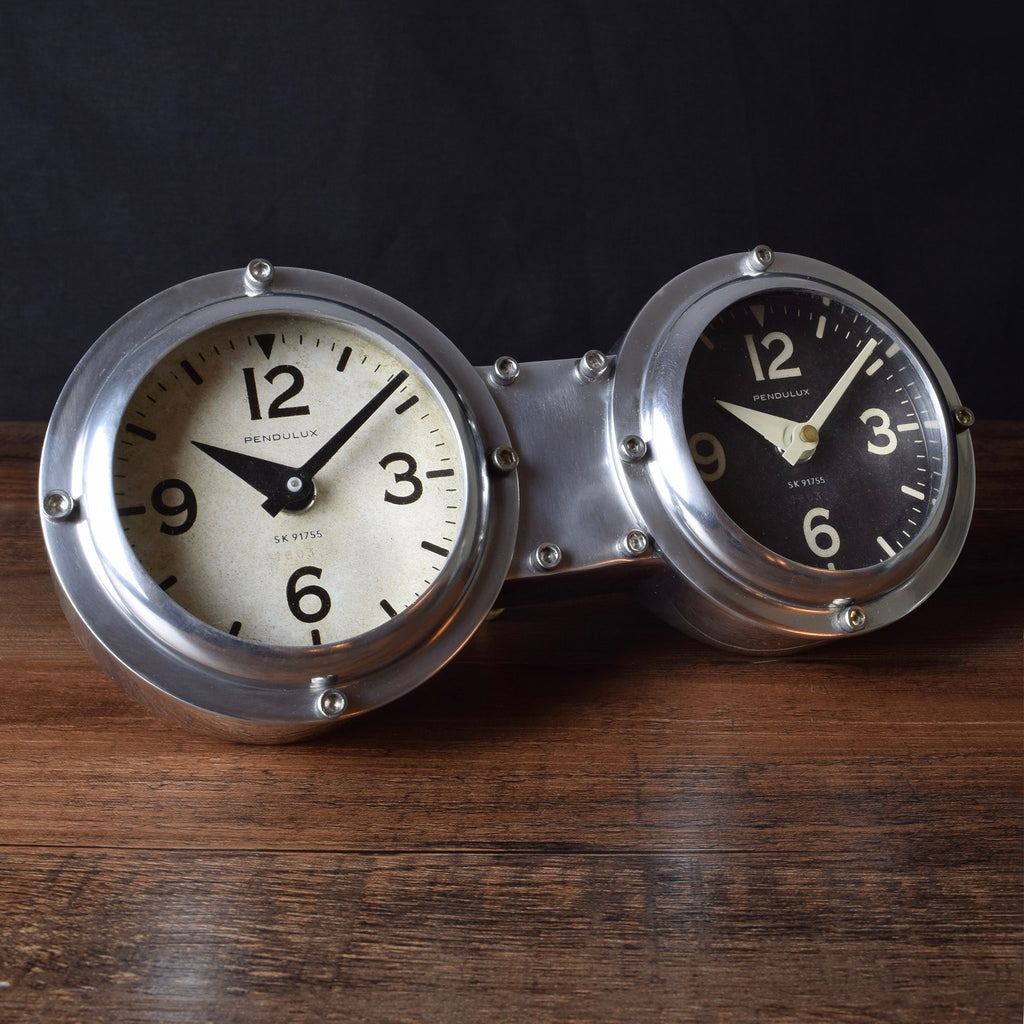 Dashboard Clock for Table or Wall