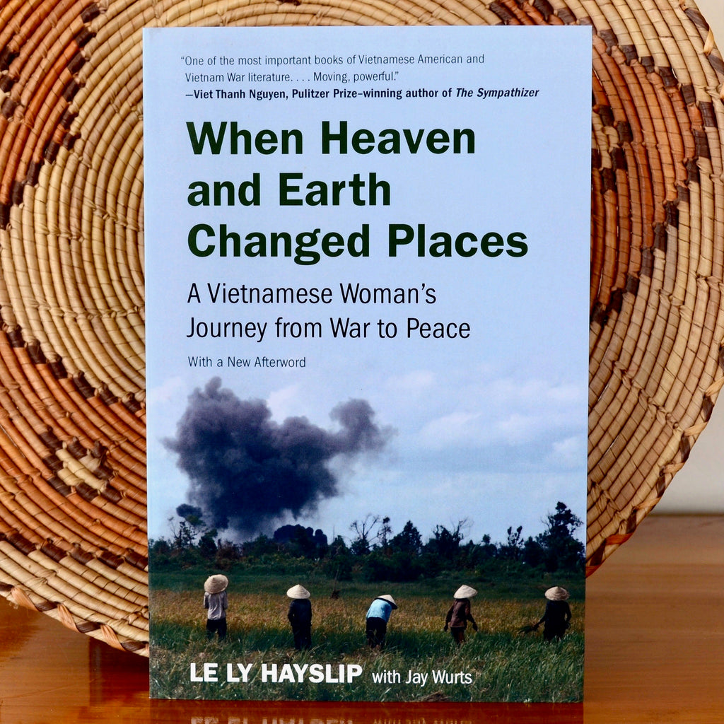 Signed Copy: When Heaven and Earth Changed Places