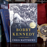 Signed Copy: Bobby Kennedy: A Raging Spirit