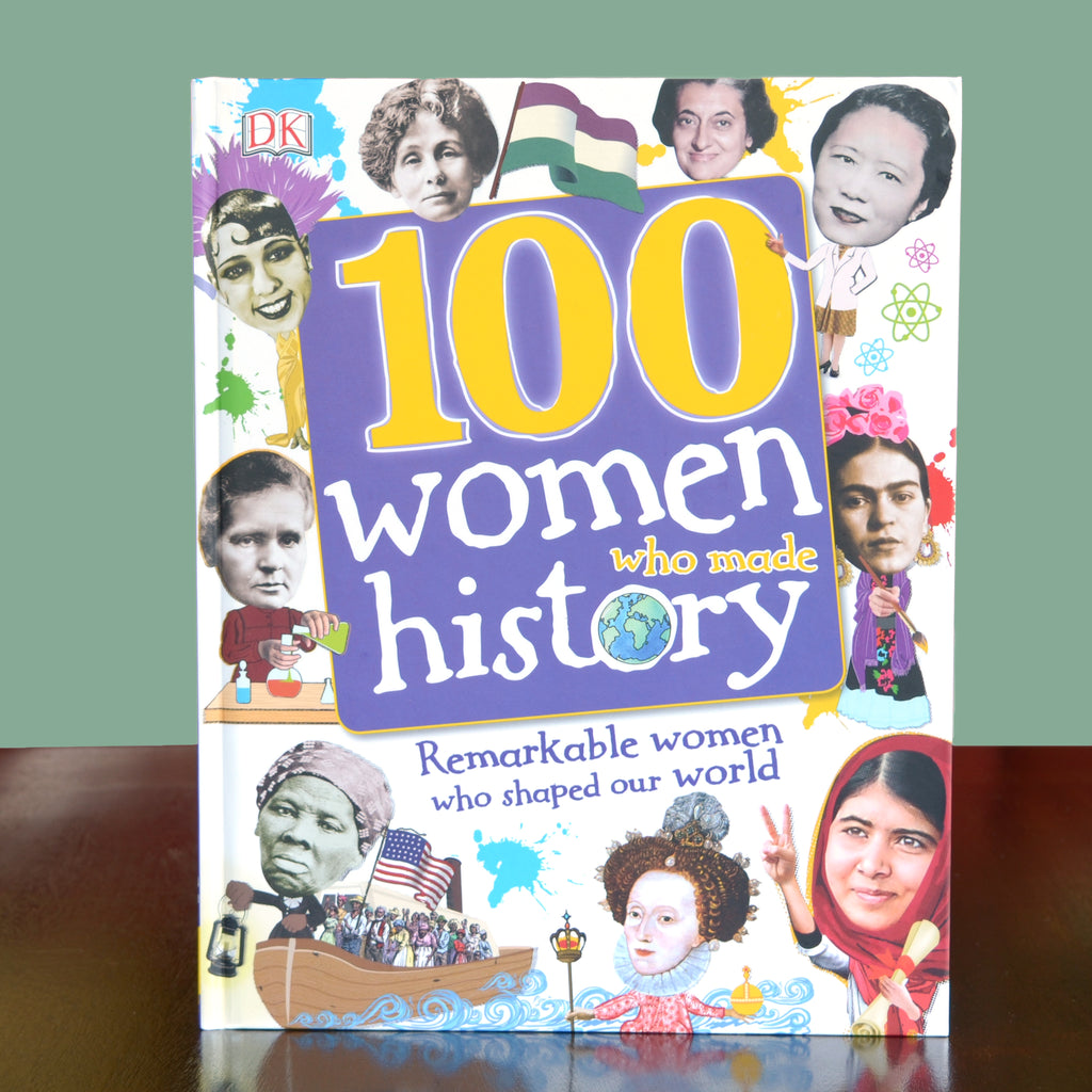 100 Women Who Made History: Remarkable Women Who Shaped Our World