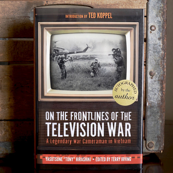 Signed Copy: On the Frontlines of the Television War