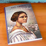 Signed Copy: All About Madam C.J. Walker