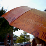 Declaration of Independence Umbrella