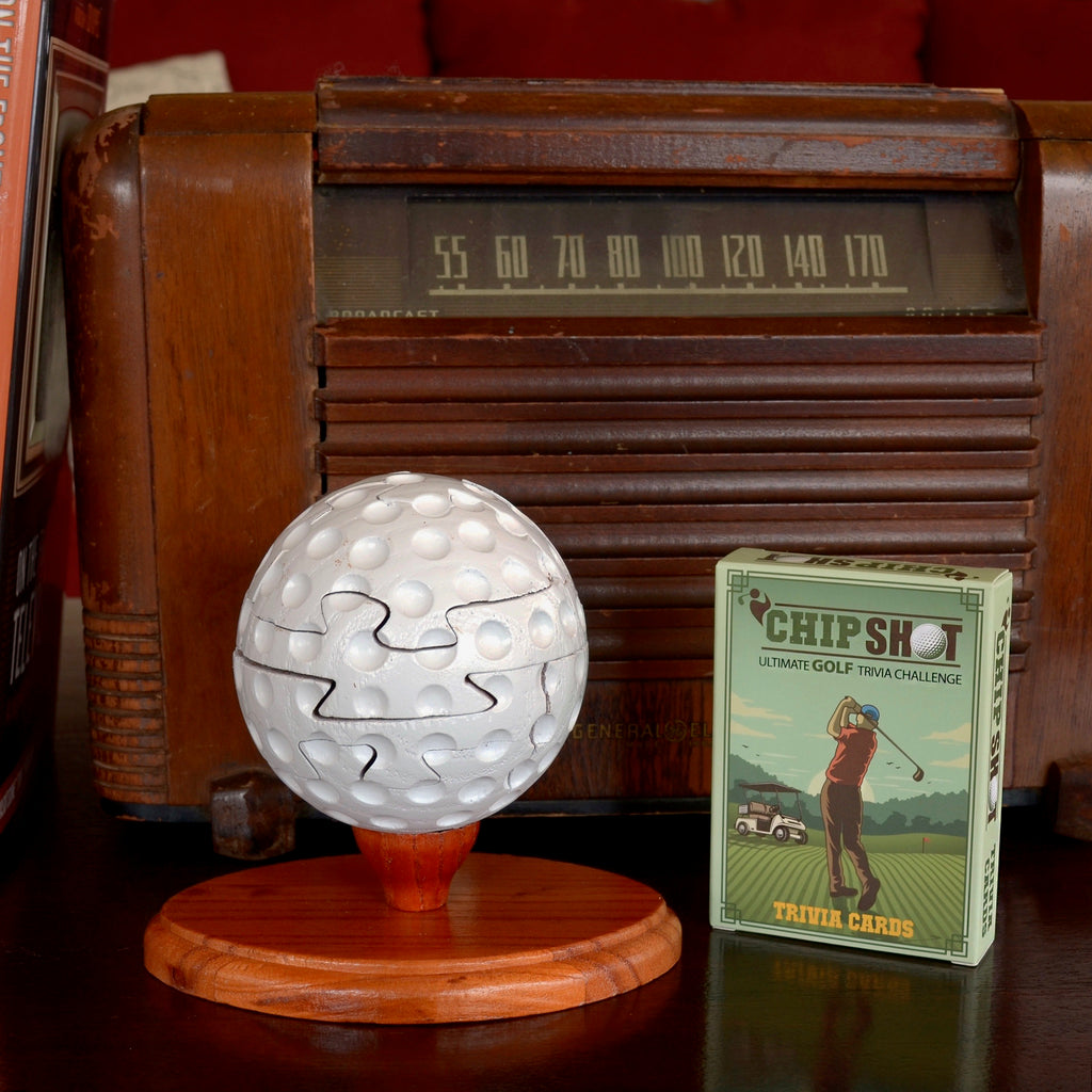 Wooden Golf Puzzle National Archives Store