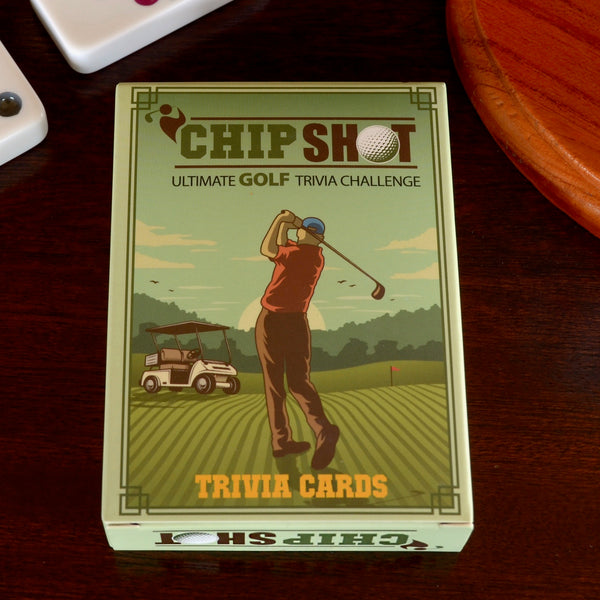 Wooden Golf Puzzle