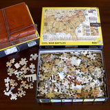 Battles of the Civil War Puzzle